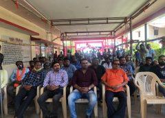 हिंदू नव वर्ष आयोजन समिति की बैठक